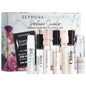 Perfume Travel Sampler - Sephora Favorites