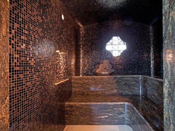 steam room h o m e pinterest steam room google and saunas. Black Bedroom Furniture Sets. Home Design Ideas