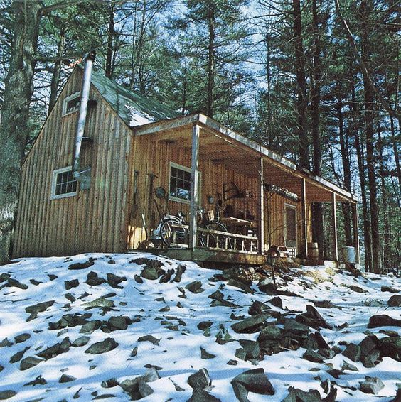 Woodstock Handmade Houses Album by Old Chum, via Flickr
