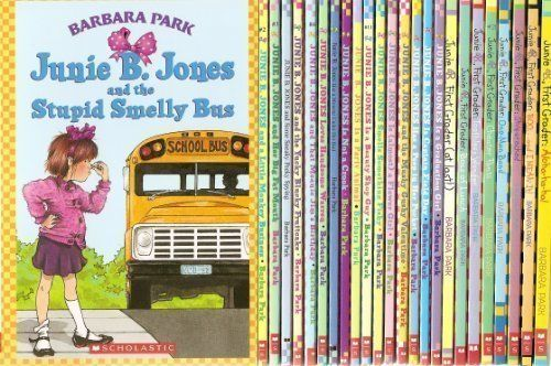The Complete Junie B. Jones Series. These were my daughter's favorite books when she was in grade school.