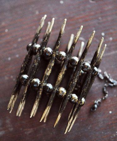 Porcupine bracelet by Pamela Love