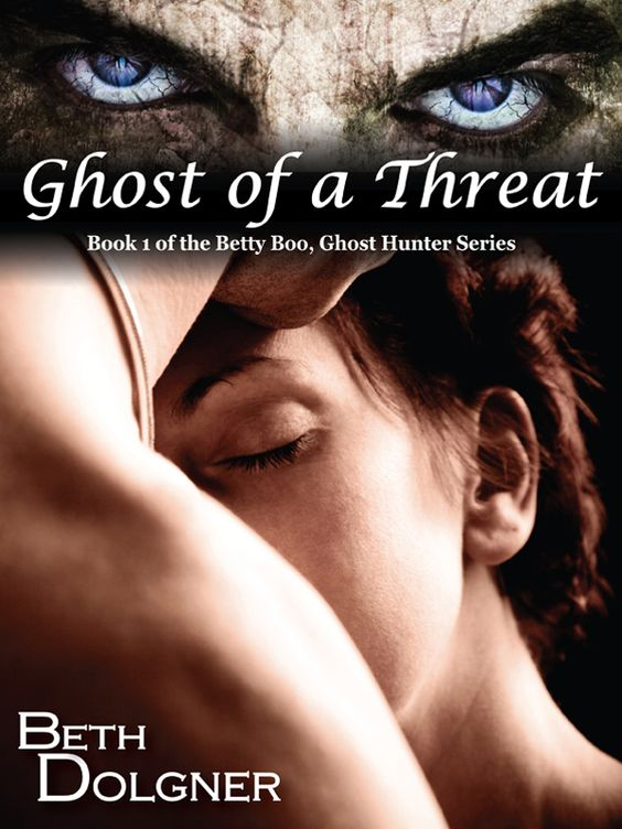REVIEW:  Ghost Of A Threat by Beth Dolgner (@BethDolgner)