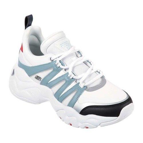 Skechers D'Lites 3.0 Trendy Feels Sneaker in 2020 Skechers  Skechers