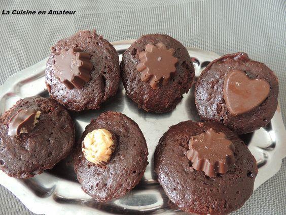 La cuisine en amateur de Maryline: Gâteau chocolat au micro ondes