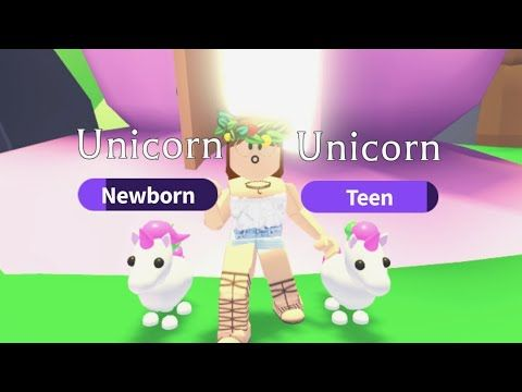 How To Get A Free Unicorn In Adopt Me Adopt Me Ep 1 Youtube In 2021 Adoption Cool Things To Make Roblox Pictures