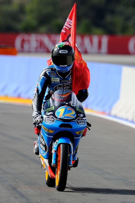 Alex Marquez, Valencia Moto3 Race 2013