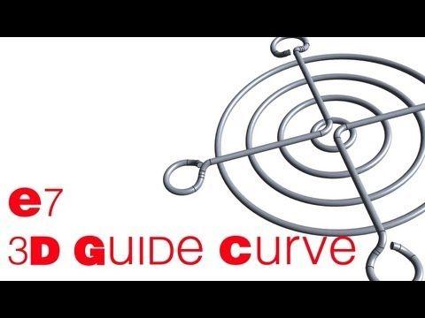 E7 CREO Parametric 2.0 Basic Modeling 5 - YouTube