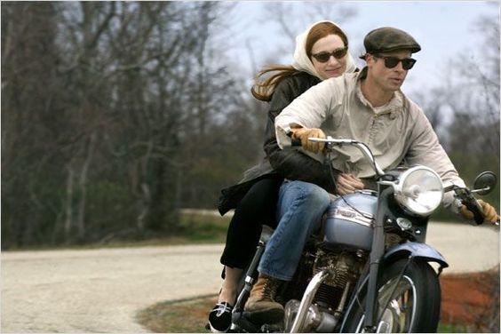 The curious case of Benjamin Button (2009) David Fincher  L'Etrange histoire de Benjamin Button   Photo Brad Pitt, Cate Blanchett,