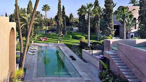 Nordic Villa - Luxury Villa - Marrakech | Kensington Morocco