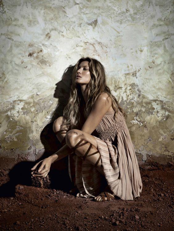 ☆ Gisele Bundchen | Photography by Paulo Vainer | For Vogue Magazine Brazil | May 2015 ☆ #Gisele_Bundchen #Paulo_Vainer #Vogue #2015