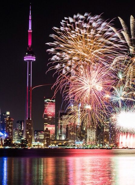 Canada Day Celebrations! Toronto, ON, Canada: