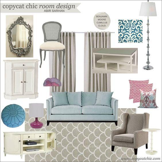 Beige Living Roomdesigns