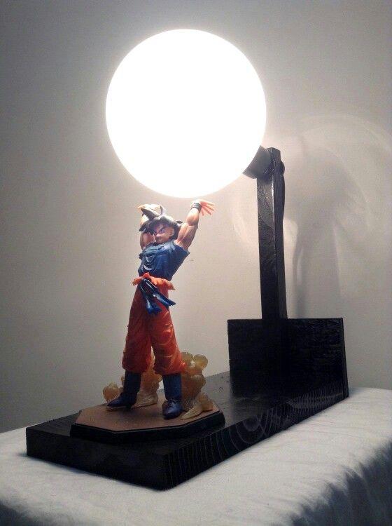 My lamp: