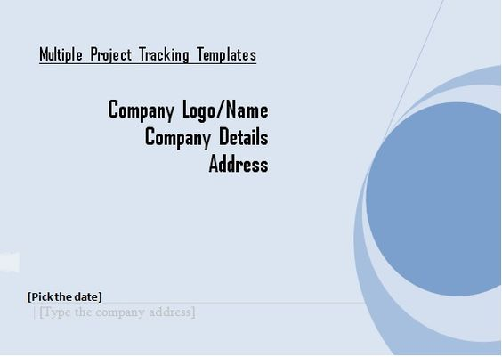 Pin by Techniology on Project Management Business Tracking - project tracking template