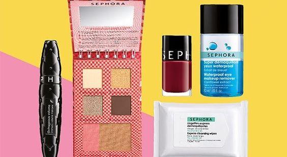 50 kits Beauty to Go Sephora à gagner | Echantillons gratuits, réductions et cadeaux