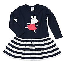 Buy Polarn O. Pyret Baby Mouse Dress Online at johnlewis.com