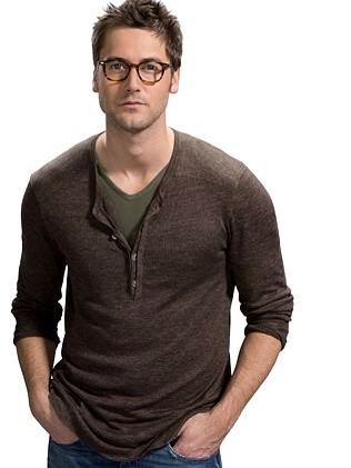 Looking Good-Ryan Eggold aka tom Keen on The Blacklist