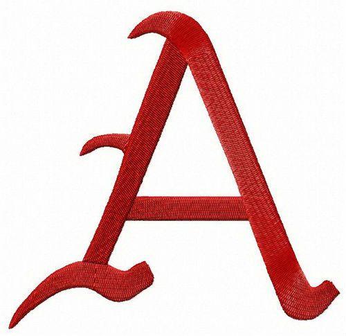 Arkansas Razorbacks Vintage Logo Embroidery Design Arkansas Razorbacks Vintage Logo Arkansas