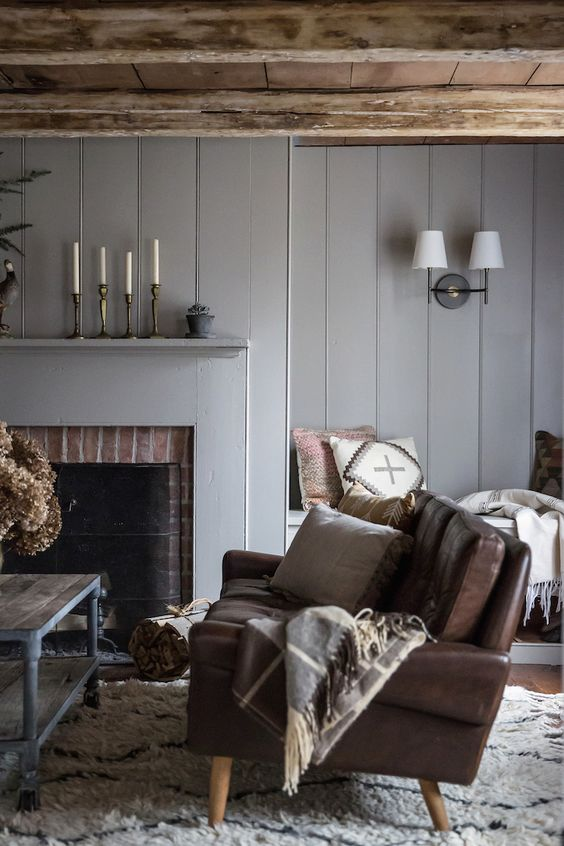 AN 18TH CENTURY HISTORICAL HOME IN HUDSON VALLEY, USA | THE STYLE FILES