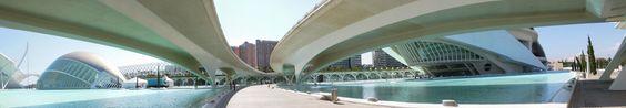 Ciudad de las Artes y Ciencias - Valencia