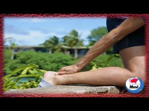 Remedios caseros para la tendinitis aquilea - Como tratar el dolor en el tendon de Aquiles - YouTube