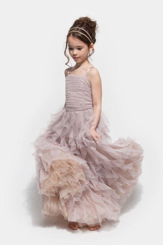 Robe Enchanteresse Enfant - NAF NAF