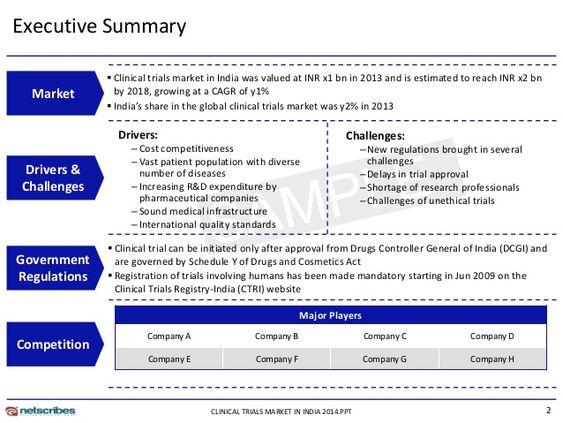 Executive Summary Ppt Template \u2013 bellacoola