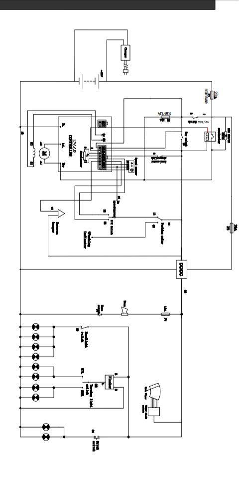 Evolution Classic 4 Golf Cart Dc Wire Diagram Diagram Evolution Classic