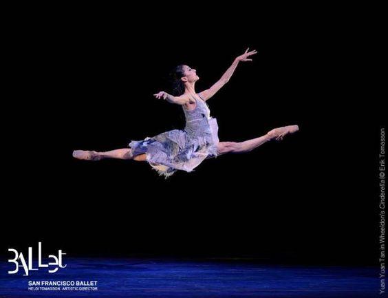 "Yuan Yuan Tan, ""Cinderella"", San Francisco Ballet"
