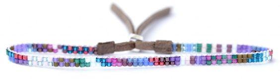 HANA mini bracelet  at http://julierofmanjewelry.com//hana-mini-bracelet