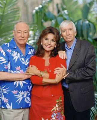 Dawn Wells, Bob Denver and Russell Johnson