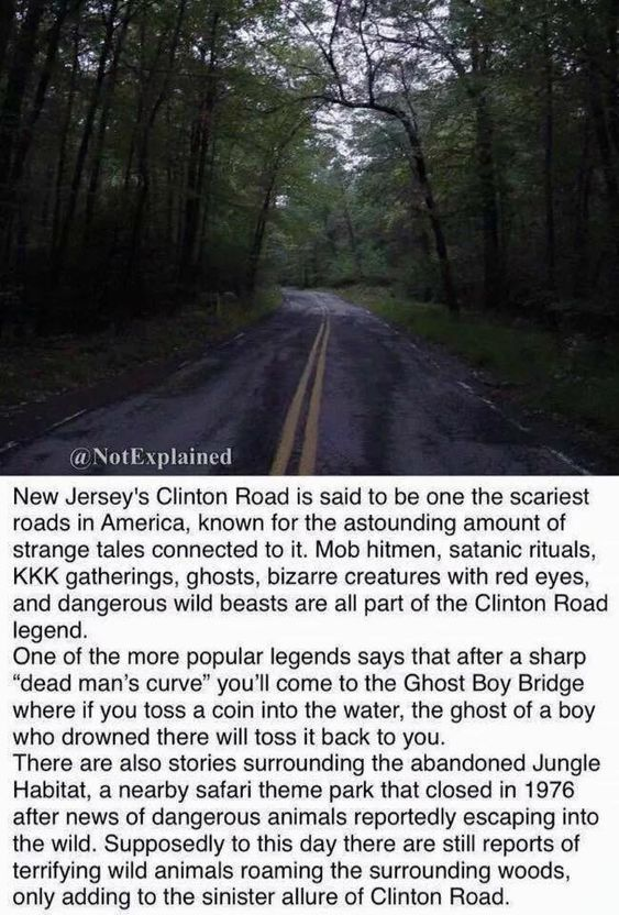 Clinton Road West Milford, NJ