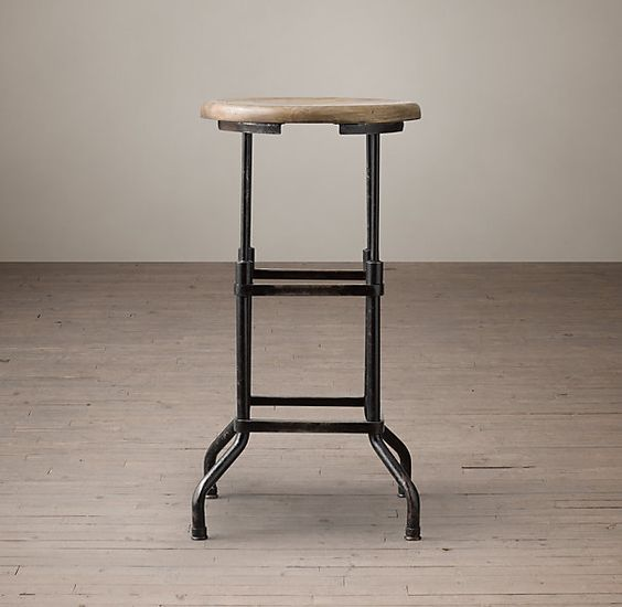 Bar counter height 3 1920S AMERICAN FACTORY STOOL 159  : 8dc3fddae532b8e56d75a90e7cc8a749 from www.pinterest.com size 564 x 550 jpeg 32kB