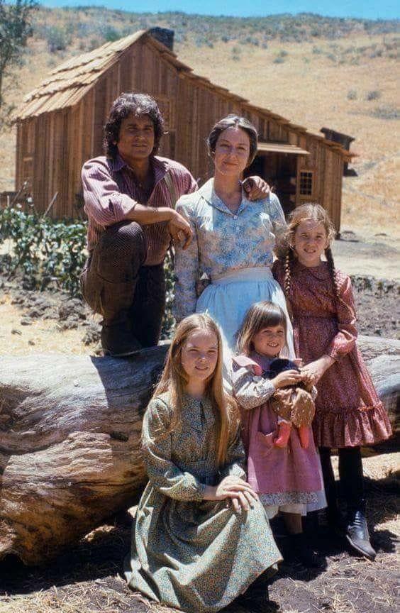 kleine huis op de prairie kleine
