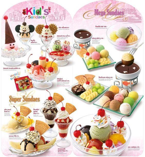 Cake Ice Cream Swensen S : Swensen s menu Products I Love Pinterest