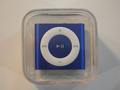 Apple iPod Shuffle Blue Brand New https://t.co/az2oGCSJ7V https://t.co/mkMqZGkGTt