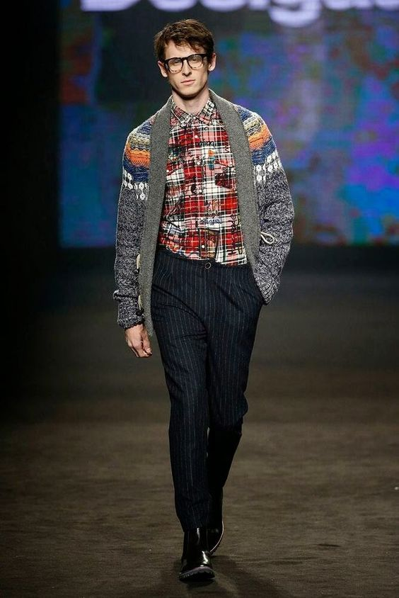 Desigual Fall Winter 2015