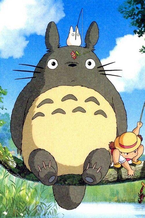 Totoro :-)
