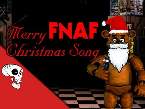 Awe Inspiring Merry Fnaf Christmas Song By Jt Machinima Youtube Five Easy Diy Christmas Decorations Tissureus