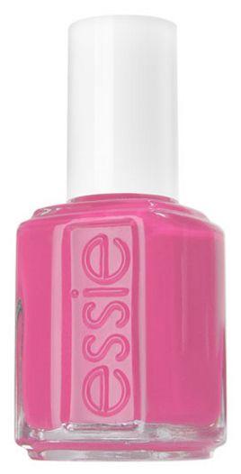 Pretty pink Essie nail lacquer