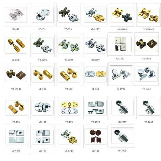 Latest Kitchen Cabinet Door Hinges Types Face Frame Soft Close