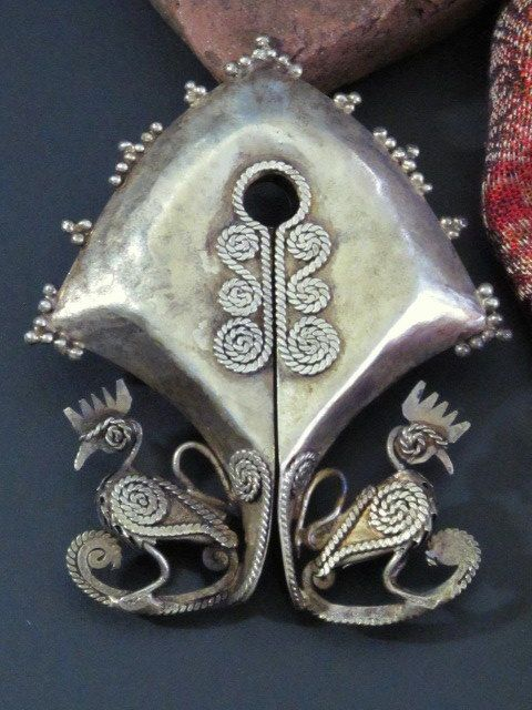 Mamuli Earring-Pendant from Sumba Island