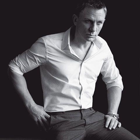 Daniel Craig...new school 007