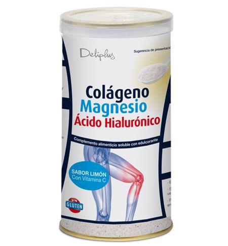 Complemento Alimenticio A Base De Colageno Hidrolizado Magnesio