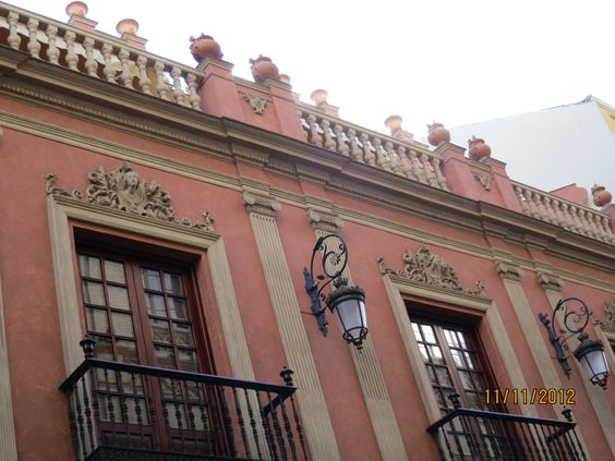 Windows, doorways, courtyards and churches in Seville. Photos courtesy of Ann Thompson.
