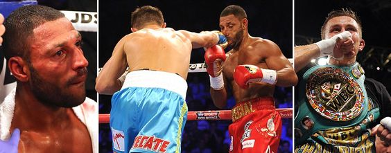 Gennady Golovkin retains title with onslaught in fifth round as towel is thrown…