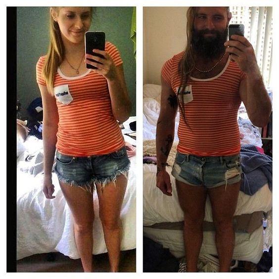 17 απίστευτες παρωδίες που δείχνουν πως οι άντρες είναι καλύτεροι από τις γυναίκες στο instagram (Μέρος 2ο)
