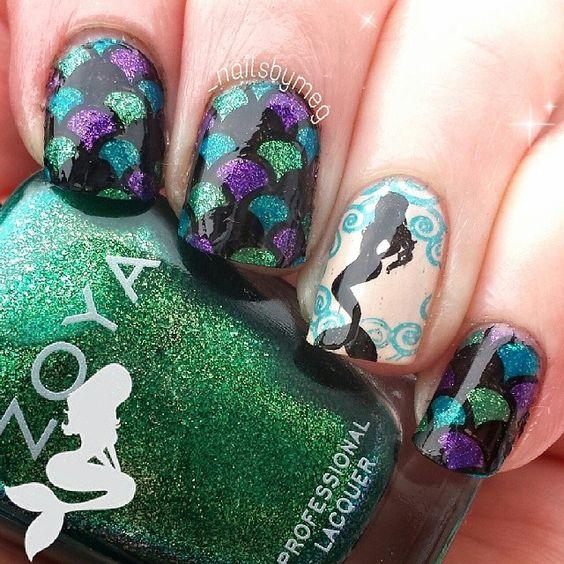 _nailsbymeg #nail #nails #nailart | Projects to Try | Pinterest ...