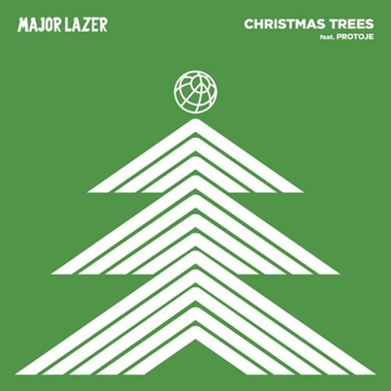 Major Lazer – Christmas Trees acapella