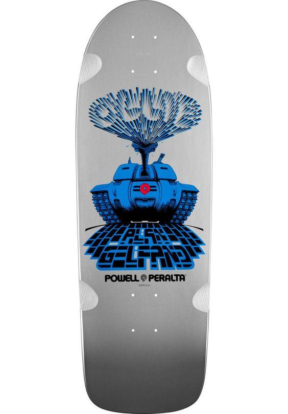 Powell-Peralta Alan-Gelfand-Ollie-Tank - titus-shop.com  #Deck #Skateboard #titus #titusskateshop